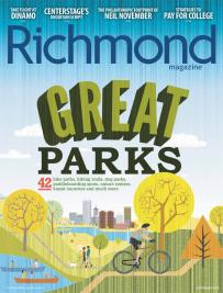 richmond magazine september 2013