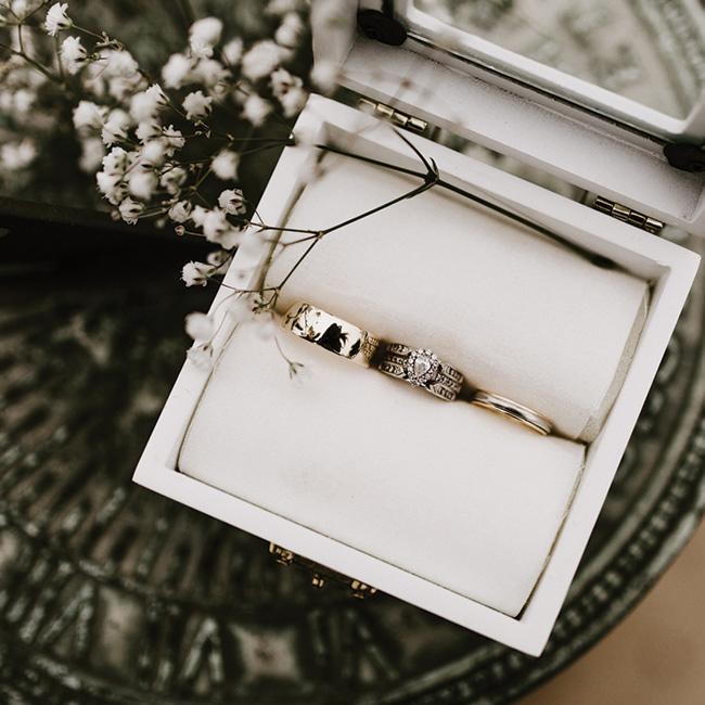 detail wedding photos taken in Fort Worth