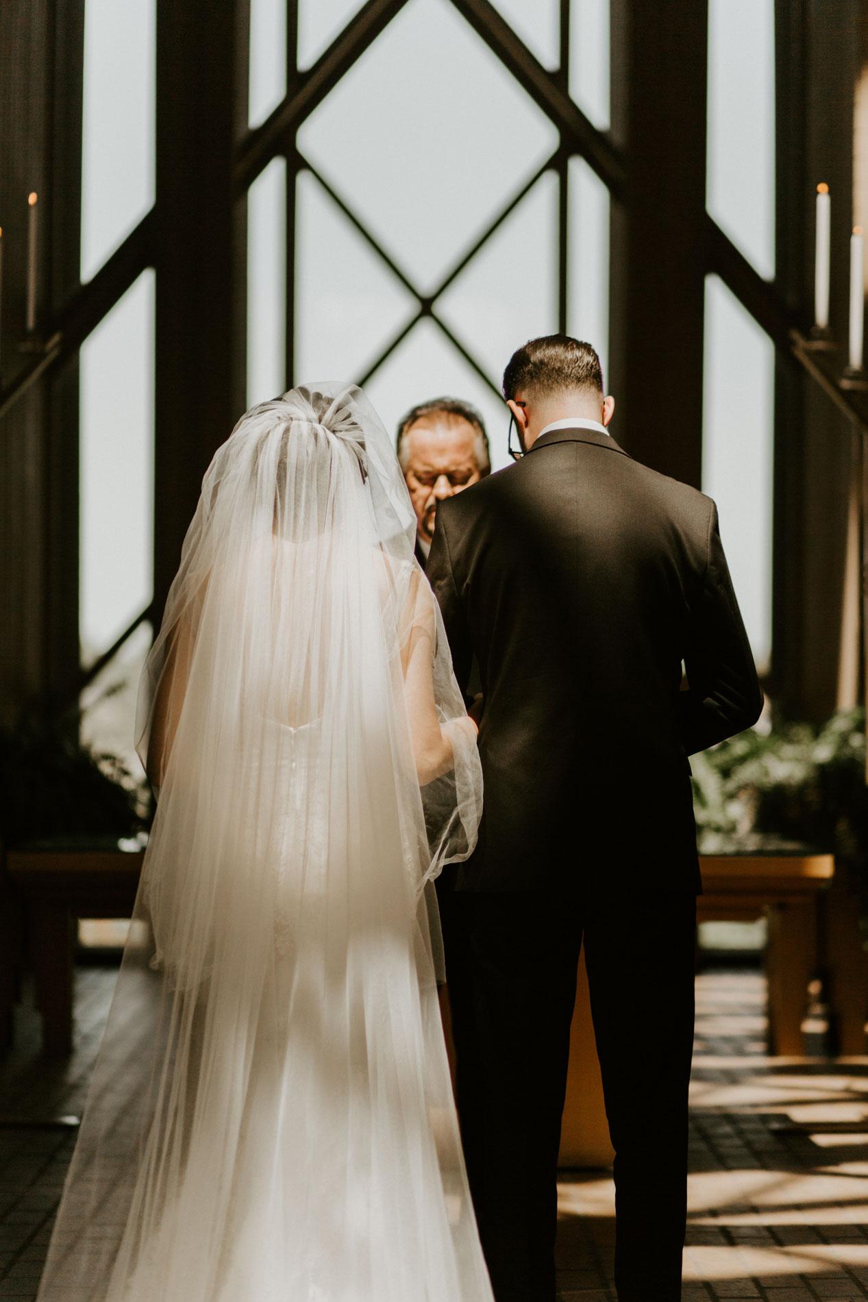 lena pope chapel Fort Worth wedding