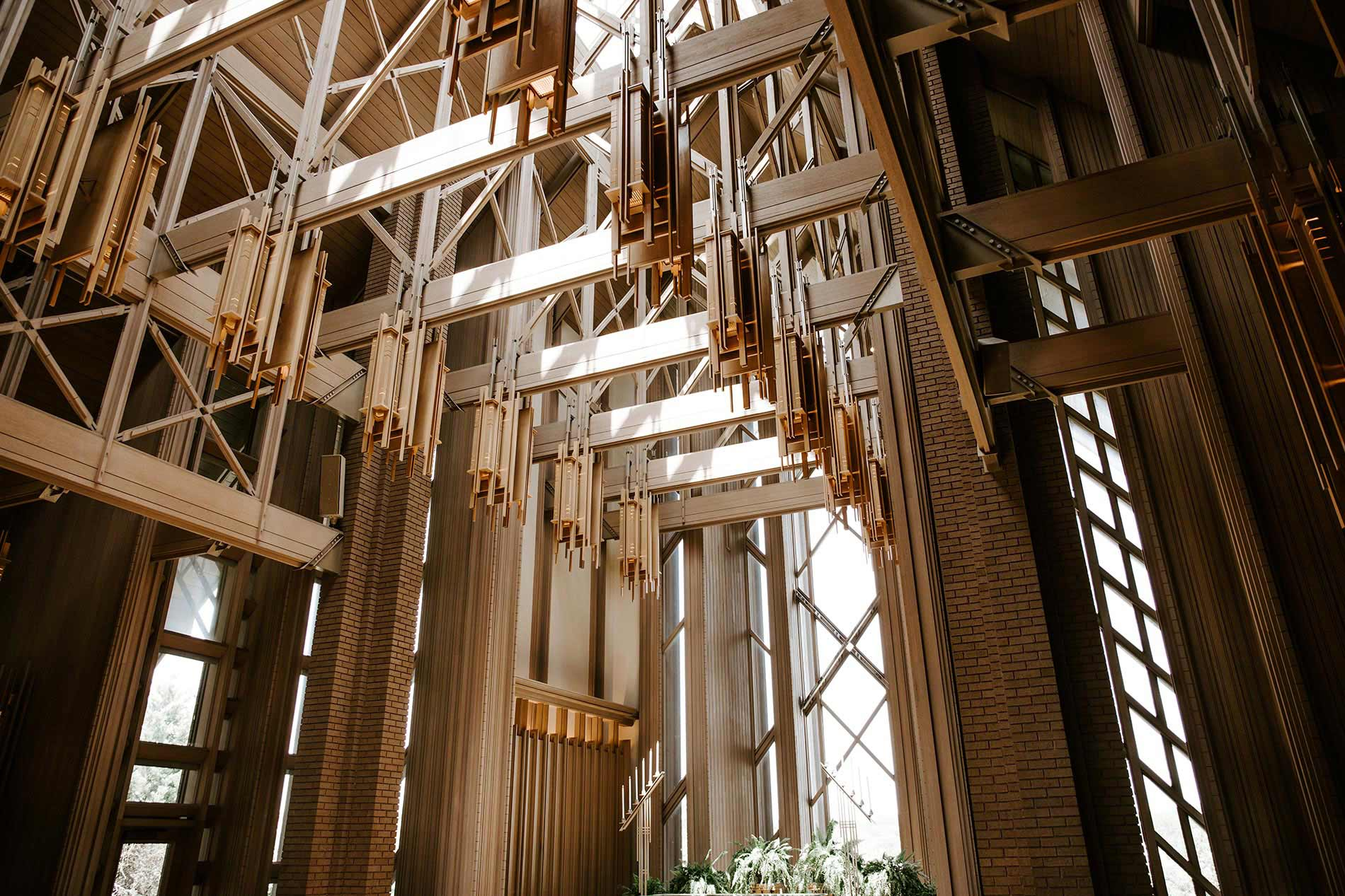 lena pope chapel Fort Worth wedding venue