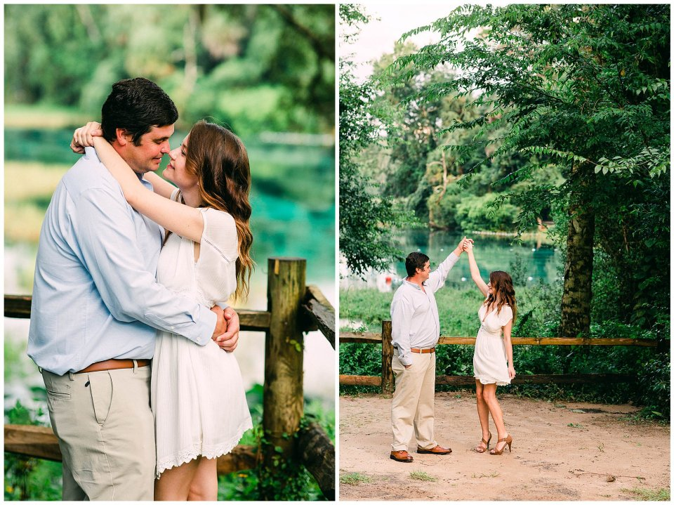Dunnellon Engagement Photographer