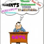 editing cartoon