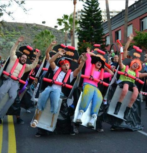 Rollar Coaster; photo courtesy of popsugar.com