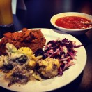 """""""#ValleyCafe returns! So much good food!!"""" (@andyicee)"""