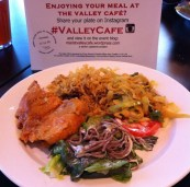 """Really cool meal from Myanmar today at the #ValleyCafe! #worldly #Marist"" (@ce_lawl)"