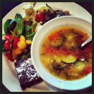 """""""Nothing better than lunch at the #Marist #ValleyCafe on a cold winter day"""" @ejane27"""