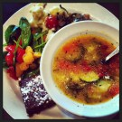 """Nothing better than lunch at the #Marist #ValleyCafe on a cold winter day"" @ejane27"