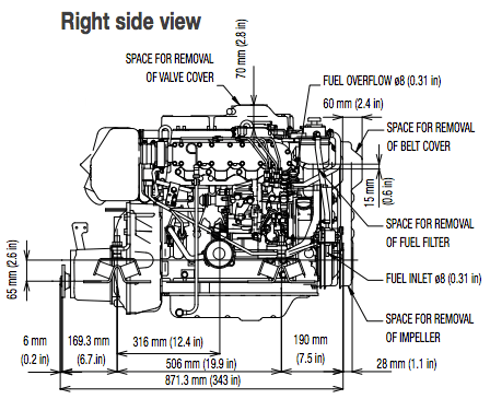 Rebuilt Yanmar Marine Engines, Rebuilt, Free Engine Image