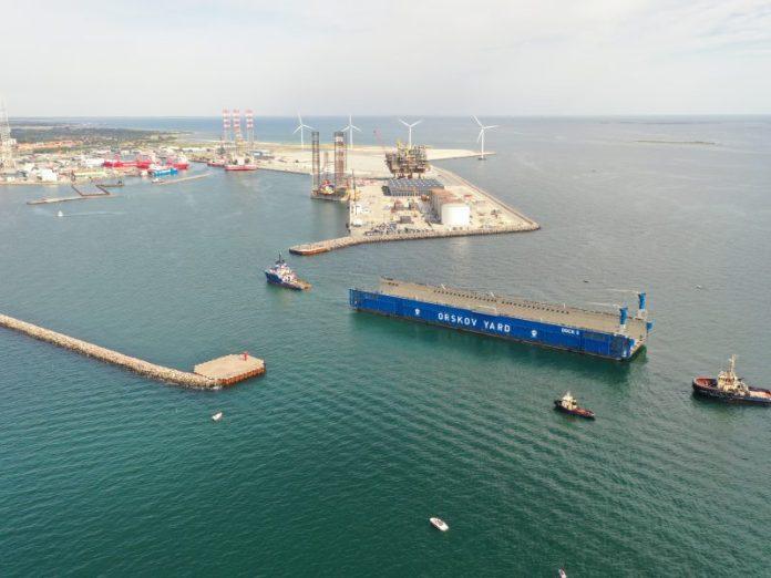 Medarbejdere på stort dansk skibsværft strejker