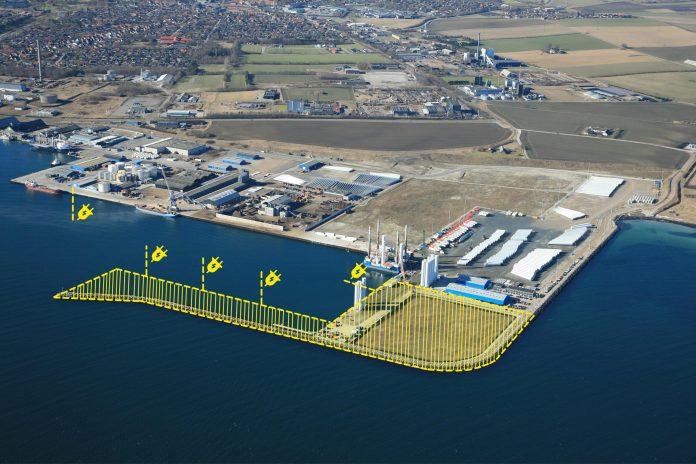 Jysk havn fortsætter vækst og kæmper for bedre infrastruktur