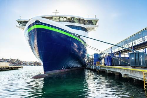 Færgerederi optager lån på 300 millioner