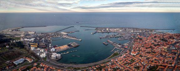 Rønne Havn har fundet entreprenør til havneudvidelse