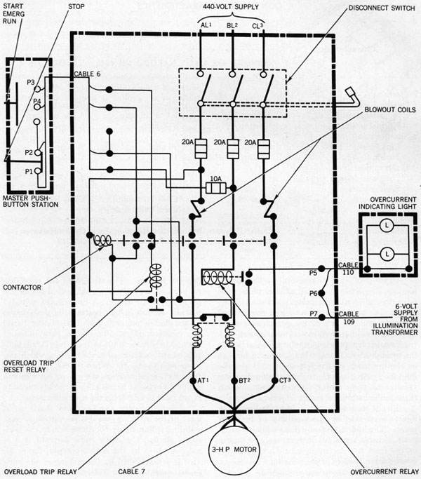 440 Volt Wiring Diagram : 23 Wiring Diagram Images