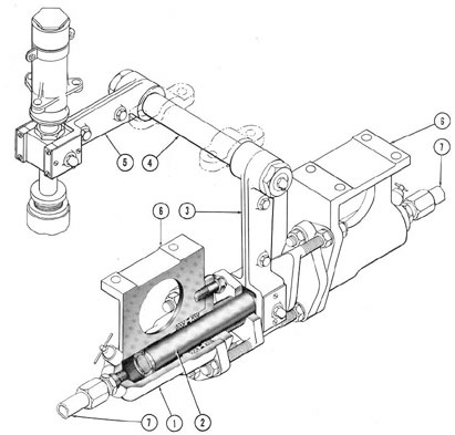 2 Spool Hydraulic Control Valve Diagram 2 Spool