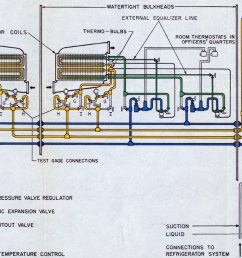 condensing unit piping diagram wiring diagram trane thermostat wiring diagram trane air handler wiring diagrams [ 1353 x 631 Pixel ]