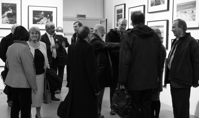 Networking in exhibition