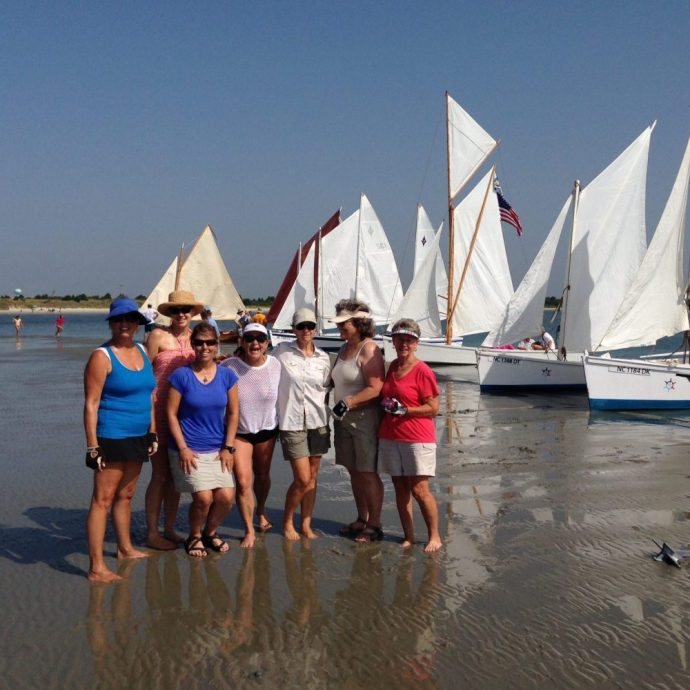 Beaufort Women's Sailing Club