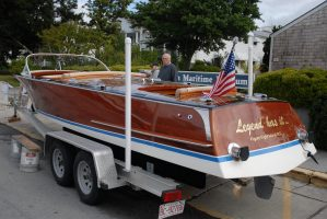 Wooden Boat Show Winner 2013 Legend Has It