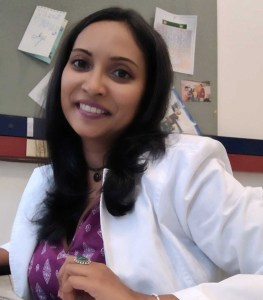 Dr Farahnaz Solomon - Field coordinator