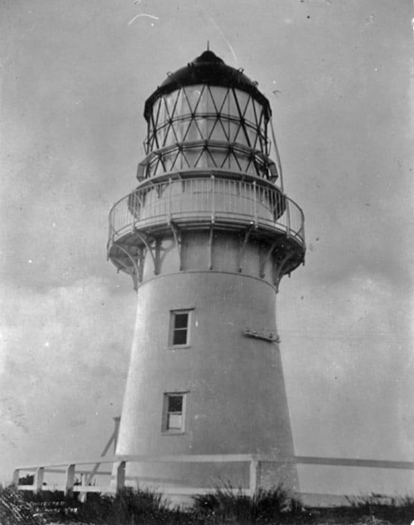 Cuvier Island Lighthouse, 1902