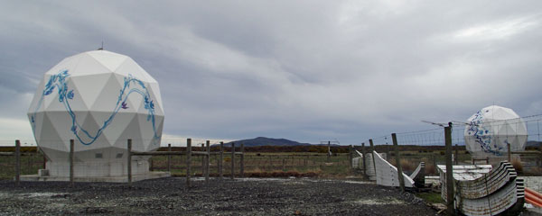 Awarua Space Tracking Station, 5 September 2016