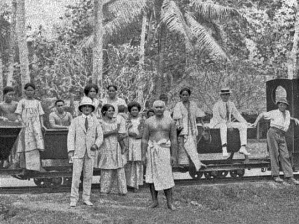 Apia train