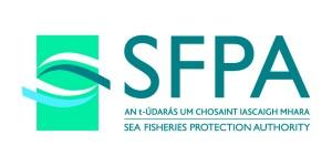 Sfpa (irish fisheries) logo