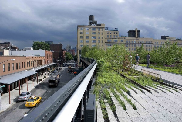 high line project york