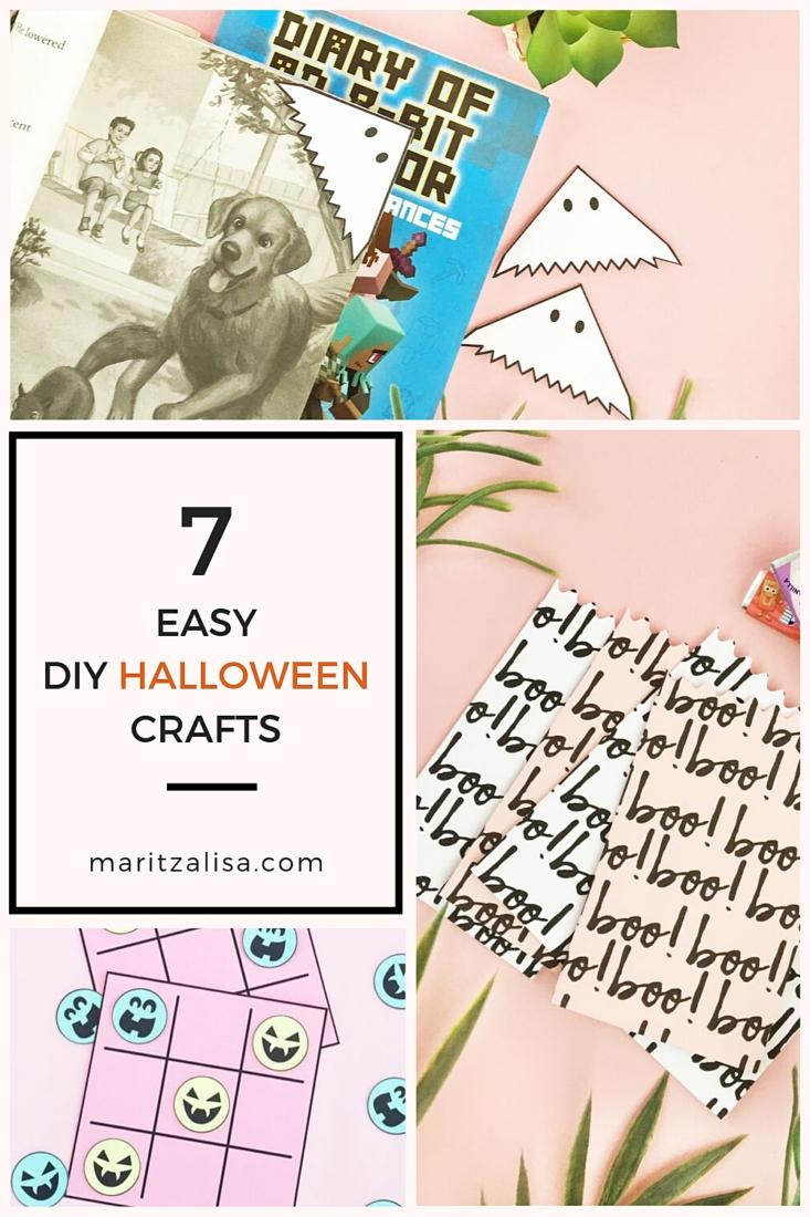 7 DIY Crafts For Halloween