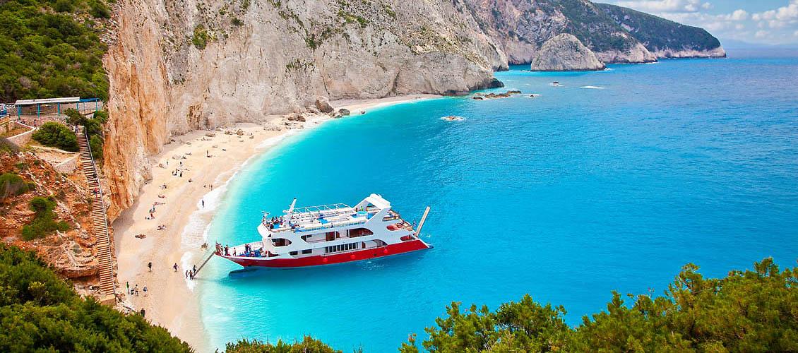 vacanta pe insula - lefkada - grecia
