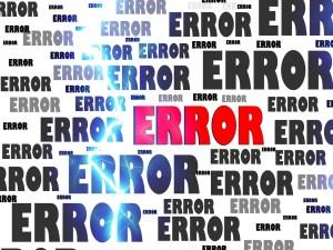 błędów w administrowaniu systemami IT
