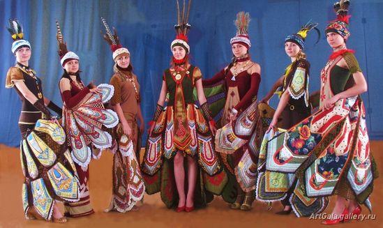Коллекция Г.Лосевой «Ине нармунь»