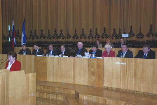 В парламенте РМЭ
