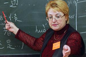 Учтеля обоспекоены положением системы образования в России
