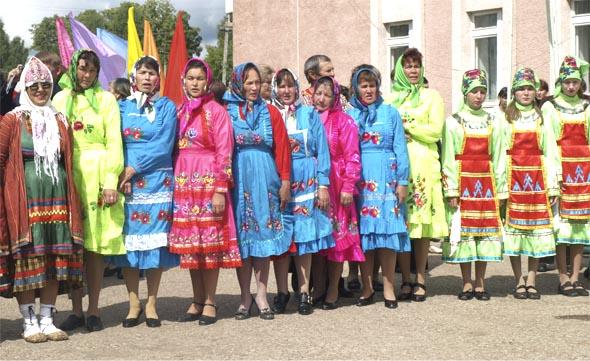 Марийцев Башкирии на конгрессе АФУН представят два человека
