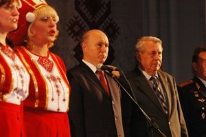 В Саранске прошел Съезд мордовского народа. Фото: info-rm.com
