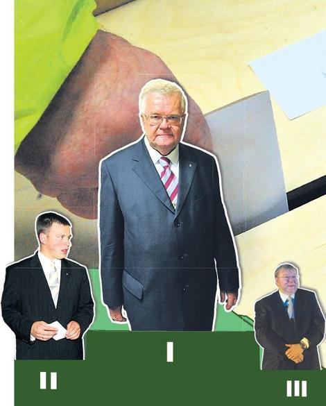 Местные выборы в Эстонии выиграли центристы