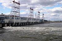 Cheboksary Hydroelectric Station