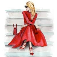 Diferença entre Croqui, Ilustração de Moda e Desenho de Moda
