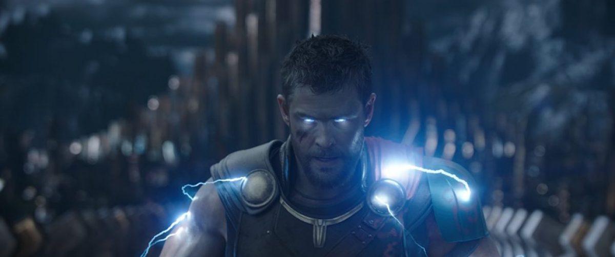 Thor sebagai God of Thunder