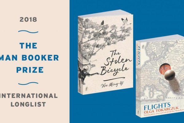 pemenang International Man Booker Prize 2018