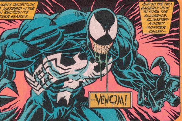 penampilan pertama Venom
