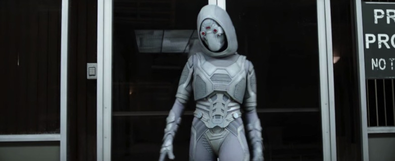 Ghost dalam Ant-Man and the Wasp