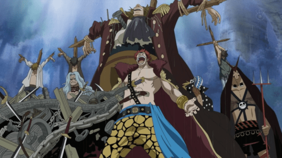 mariviu Eustass_Kid Karakter One Piece Terkuat