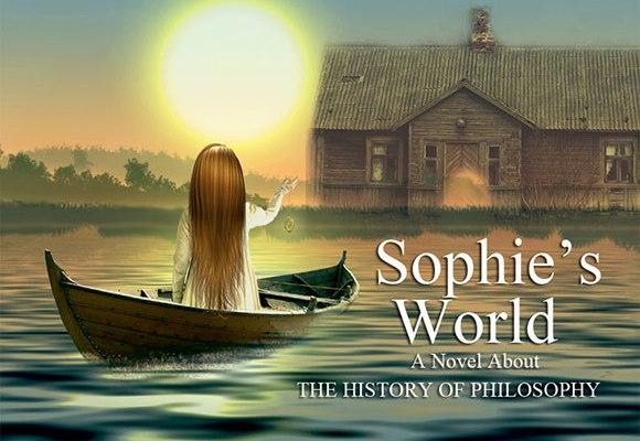 Dunia Sophie adalah novel filsafat yang sangat mudah dipahami
