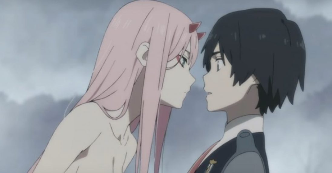 darling in the franxx ecchi mecha