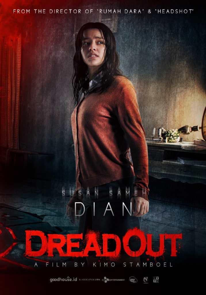 Susan Sameh pemeran film DreaDOut The Movie
