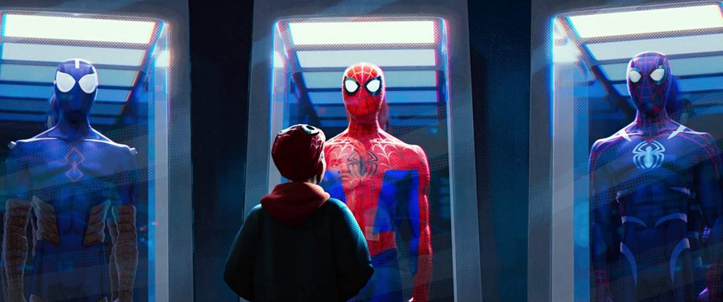 review Spider-Man: Into the Spider Verse