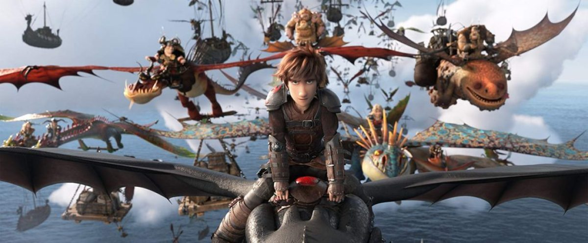 Hiccup dalam How to Train Your Dragon: The Hidden World