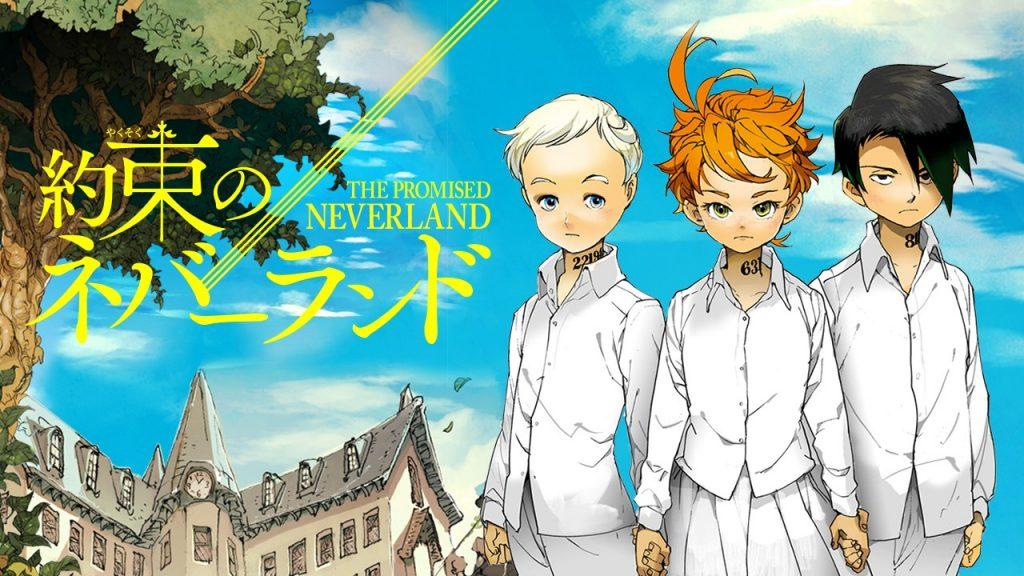Anime the promised neverland episode 1 sukses permainkan emosi mariviu